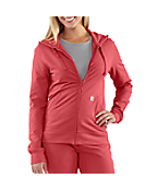 Women's Hooded Track Jacket