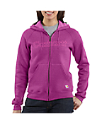 Women's  Midweight Graphic Hooded Sweatshirt