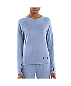 Women's Midweight Work-Dry® Thermal Crewneck Top