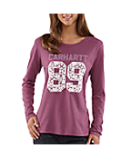 Women's 89 Long-Sleeve Crewneck T-Shirt