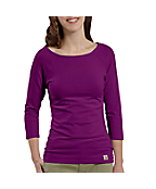 Women's Three-Quarter Raglan Sleeve T-Shirt