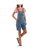 Women's Denim Shortall