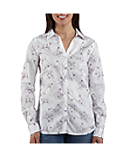 Women's Embroidered Woven Shirt