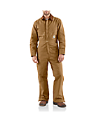 Men'PDuck Coverall/Quilt-Lined