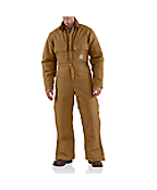 Men's  Duck Coverall/Arctic Quilt-Lined