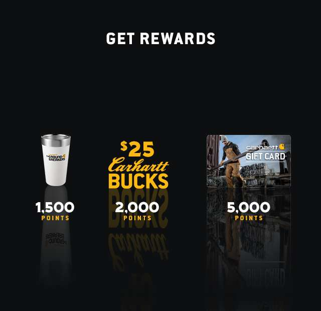 get rewards