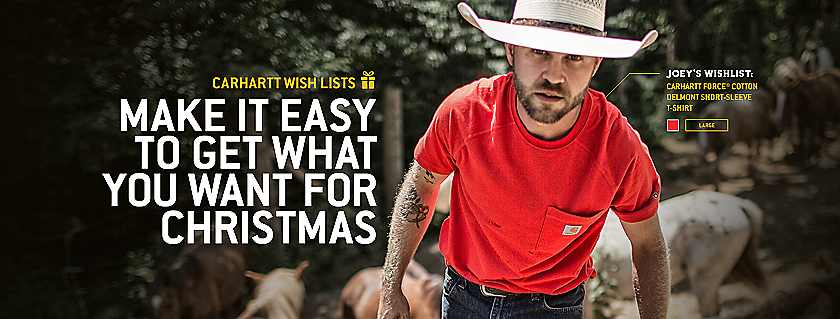 Make it easy to get what you want for christmas