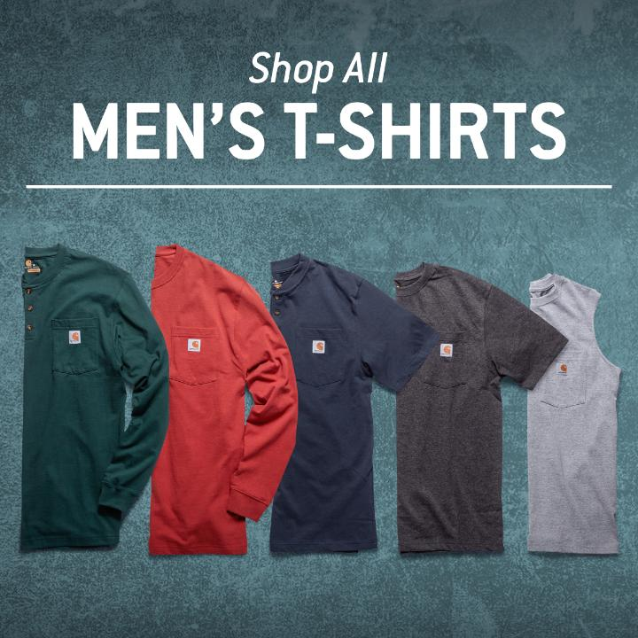 Shop All Men's T-Shirts