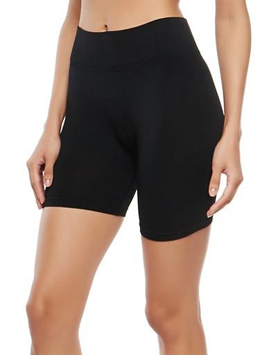 Stretch Bike Shorts,BLACK,large