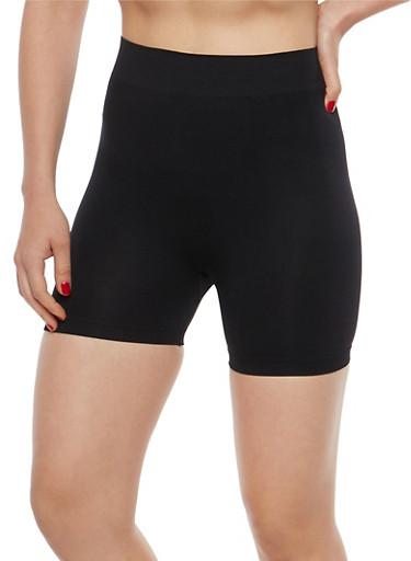 Spandex Bike Shorts,BLACK,large