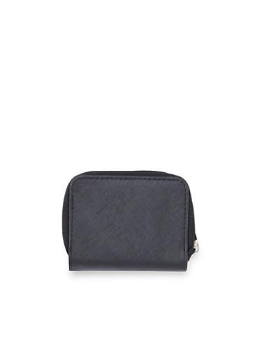 Mini ID Wallet,BLACK,large