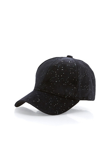 Glitter Velvet Baseball Hat at Rainbow Shops in Jacksonville, FL | Tuggl