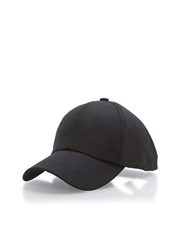 Side Zipper Baseball Hat at Rainbow Shops in Daytona Beach, FL | Tuggl