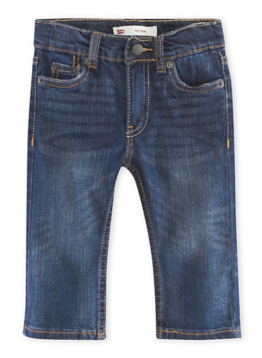 Baby Boy Levis 511 Slim Jeans,DENIM,large