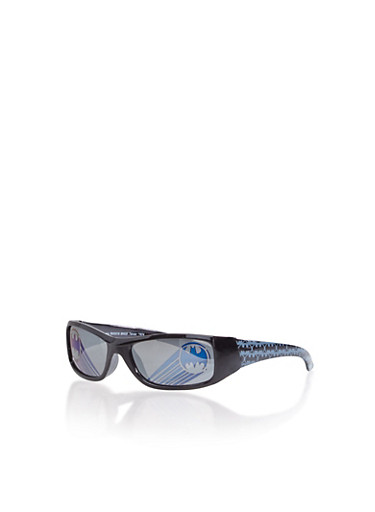 Kids Batman Sunglasses with Decorative Lenses,BLACK,large