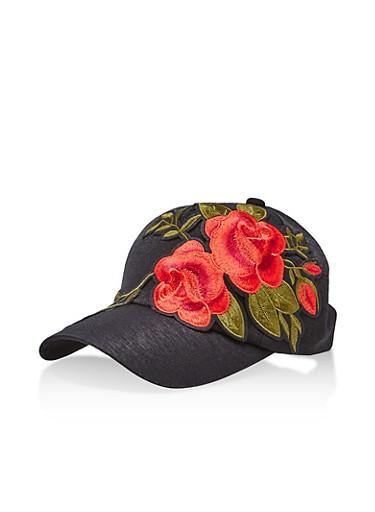 Rose Patch Baseball Hat at Rainbow Shops in Daytona Beach, FL | Tuggl