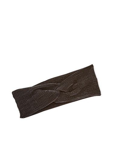 Stretch Headwrap,BLACK,large