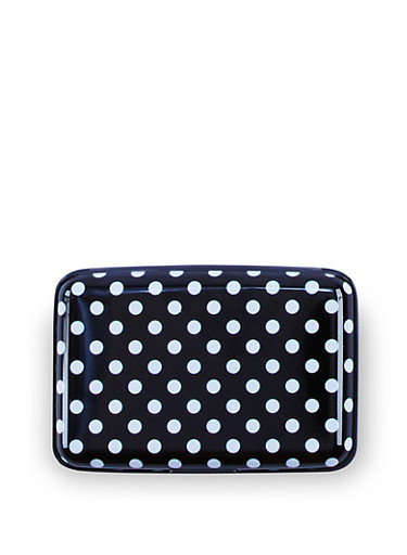 Polka Dot Accordion Card Wallet,MULTI COLOR,large