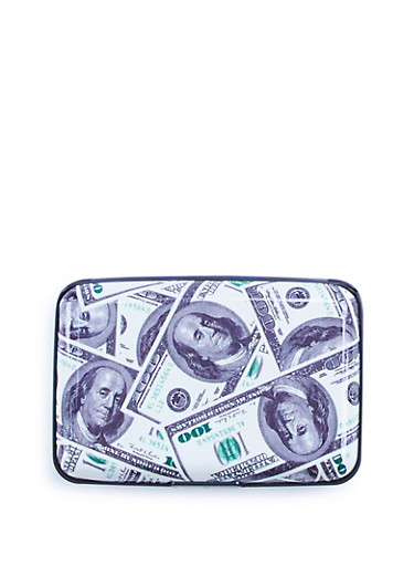 Money Accordion Card Wallet,MULTI COLOR,large