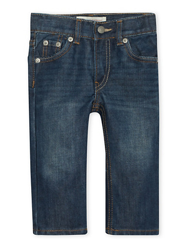 Baby Boy Levis 514 Straight Leg Jeans,DENIM,large