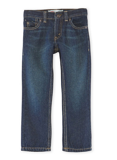 Boys 4-7x Levis 511 Slim Jeans,DENIM,large