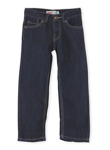 Boys 4-7x Levis 511 Jeans,DENIM,large