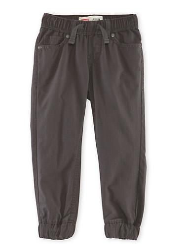 Boys 4-7x Levis Joggers in Cotton,DENIM,large