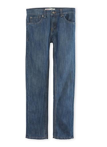Boys 8-20 Levis 511 Slim Jeans,DENIM,large