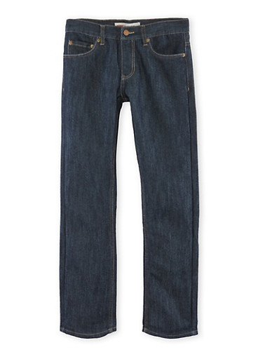 Boys 8-20 Levis 511 Slim Jeans,DENIM,large
