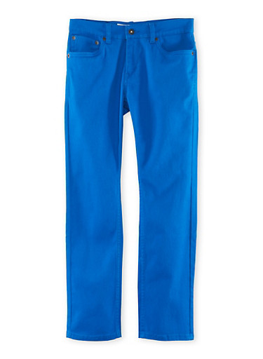 Boys 8-20 Levi's Dyed Jeans,BLUE,large