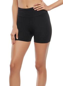 Seamless Bike Shorts - 0058054268633