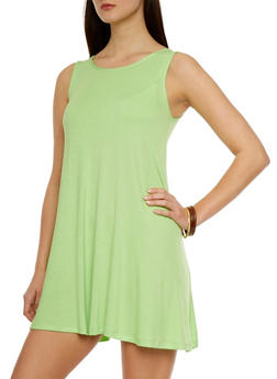 Mini Swing Dress - 0094038347736