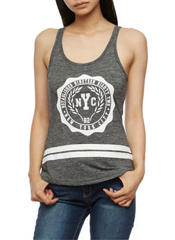 NYC Graphic Tank Top - 0302033878008