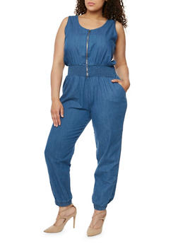 Plus Size Jumpsuits and Rompers | Rainbow