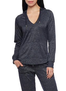 French Terry Hoodie - 1056051067556