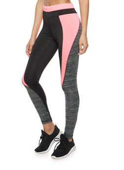 Marled Activewear Leggings - 1058038340102
