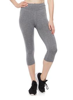 Yoga Capri Pants - 1058054266860