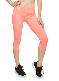 Yoga Capri Pants - 1058054266860