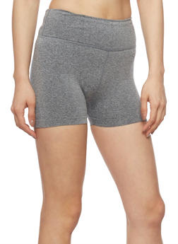 Soft Knit Short Bike Shorts - 1058054268633