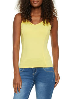 Camisole with Architectural Back Straps - 1058054269269
