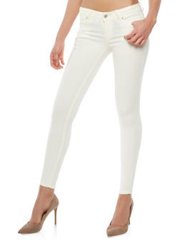 Colored Stretch Jeggings - 1061069696109