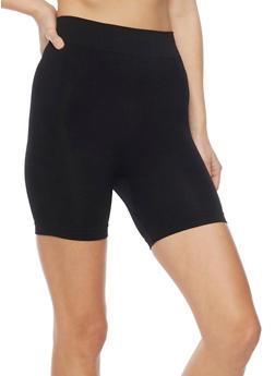 Solid Athletic Bike Shorts - 1068064873320