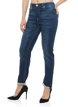 Almost Famous High Waisted Jeans - 1074015991313