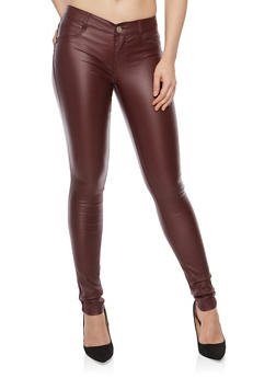Almost Famous Colored Skinny Jeans - 1074015998687