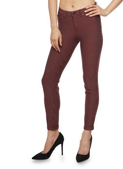 Pinstripe Jeggings - 1074056570255