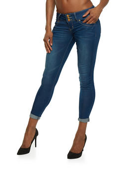 VIP Push Up Jeans in Skinny Fit - 1074065302822