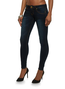 VIP Push Up Jeans in Skinny Fit - 1074065307135