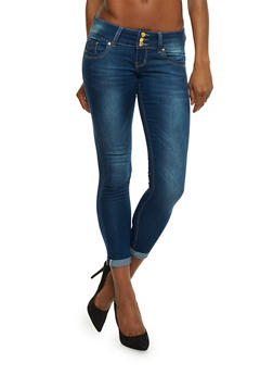 VIP Push Up Jeans in Skinny Fit - 1074065308228