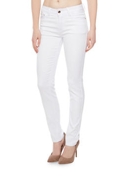 Dyed Skinny Jeans - 1074067540012