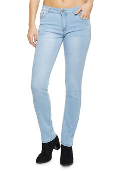 Five Pocket Skinny Jeans - 1074067542201